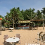 Awanhala Beach Bestaurant Bentota Bar