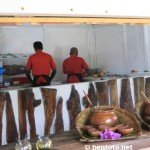 Awanhala Beach Bestaurant Küche