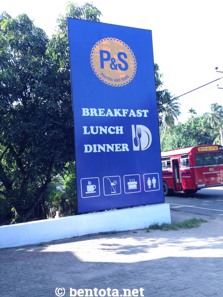 P & S Perera and Sons Bakers