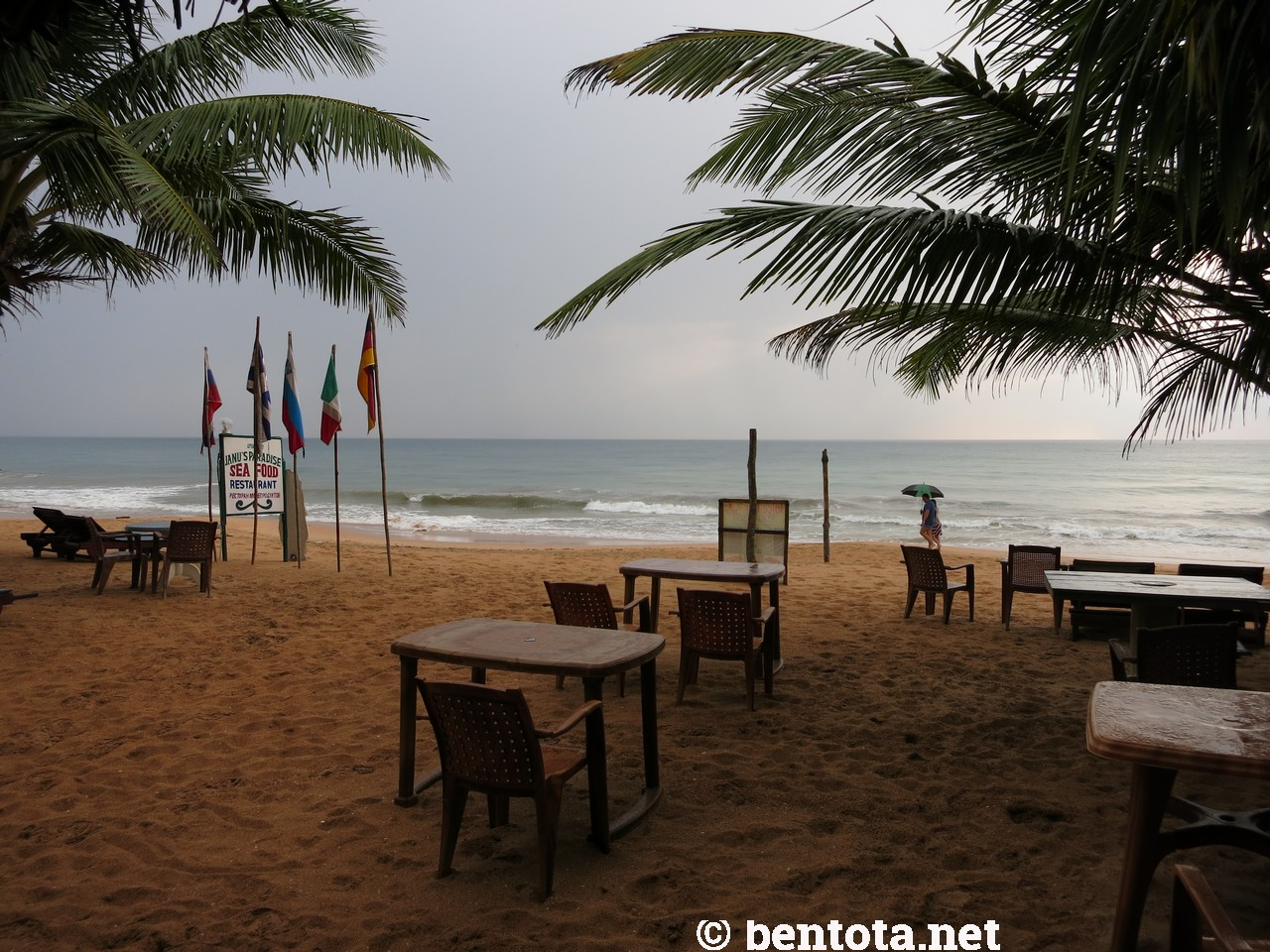 Janu's Paradise Strand Induruwa