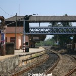 Aluthgama Bahnhof