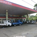 Aluthgama Tankstelle
