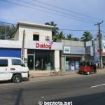 Aluthgama Galle Road DIALOG Mobile Telefon