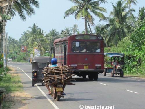 Induruwa Bus