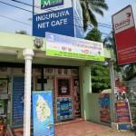 Internet Cafe und SIM Karten Shop