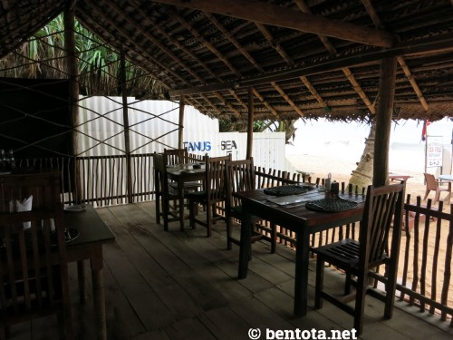 Janu's Paradise Restaurant