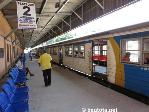 Bahnhof Aluthgama