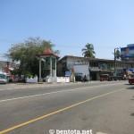 Aluthgama Kreuzung Richtung Markt - Autobahn