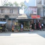 Unser Obsthändler in Aluthgama (hatten immer gute Preise bei ihn)