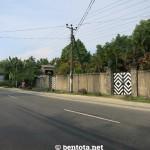 Amal Villa Übergang Galle Road