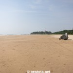 Bentota Beach Drachenflug