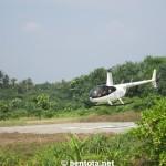 Bentota Beach Hubschrauberrundflug
