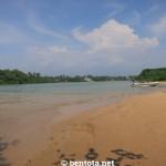 Bentota Beach - Bentota Fluss