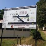 Krankenhaus Induruwa Lageplan