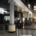 Maradana Haupteingang Bahnhof