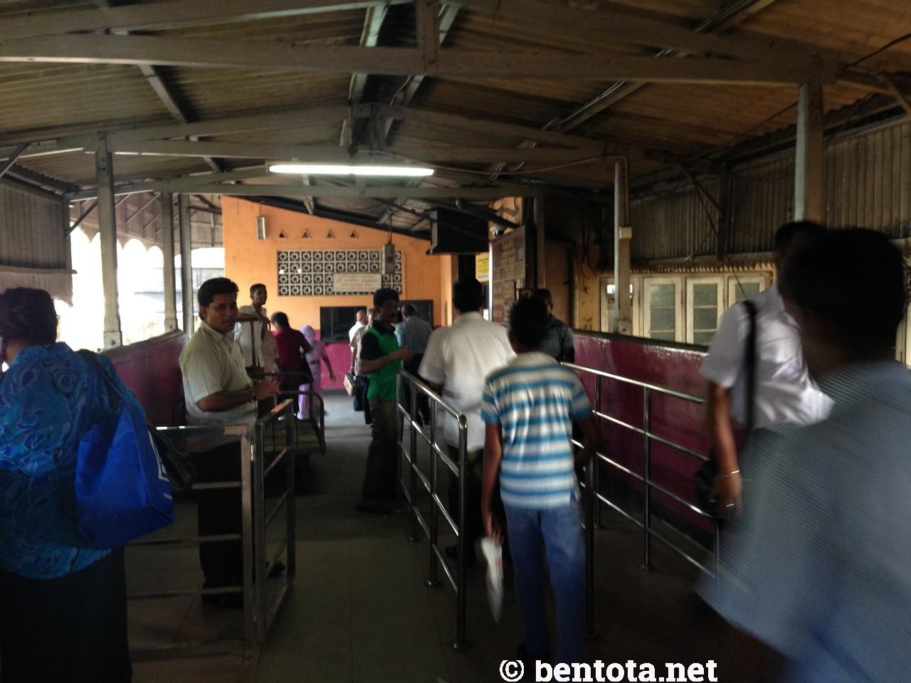 Fahrplan Aluthgama Colombo
